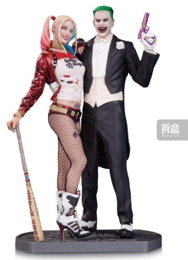 harley-compare-Harley-Joker-Statue