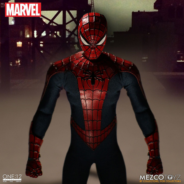 mezco-marvel-spider-man-2