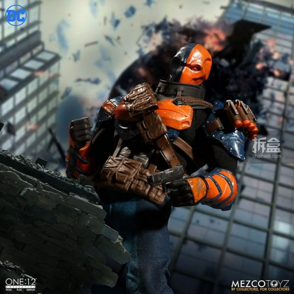 mezco-deathtroke