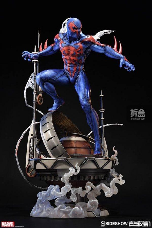 spiderman-2099-sideshow-1