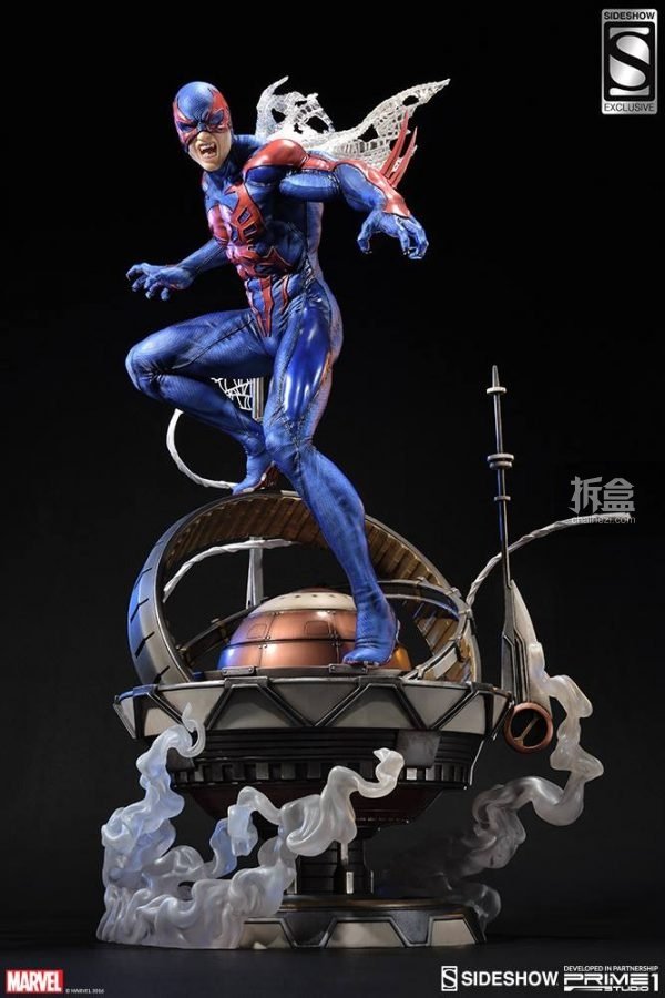 spiderman-2099-sideshow-11