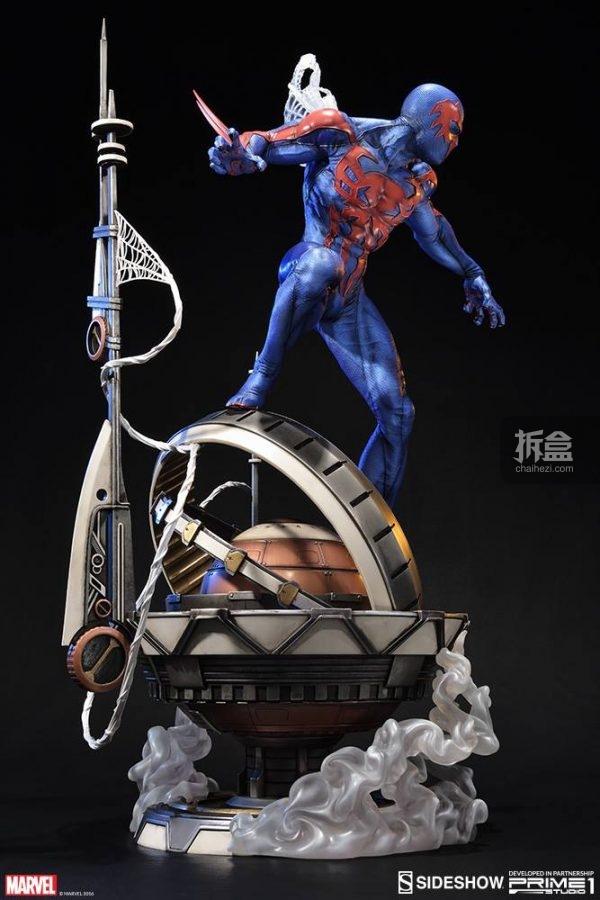 spiderman-2099-sideshow-2
