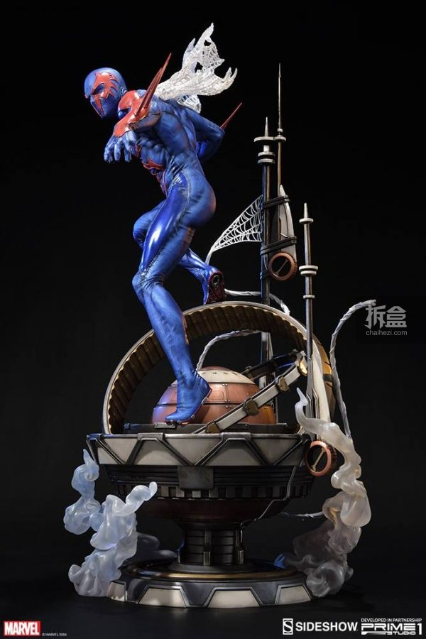 spiderman-2099-sideshow-5