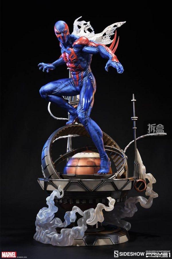 spiderman-2099-sideshow