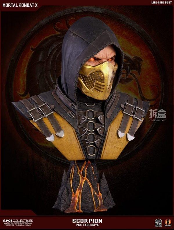mkx-scorpion-lifesize-bust-10