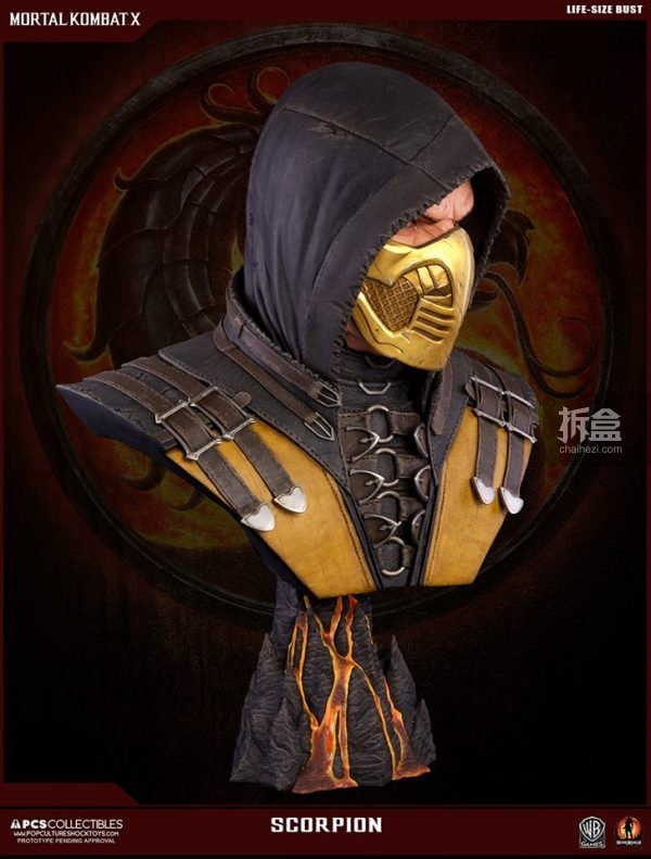 mkx-scorpion-lifesize-bust-12
