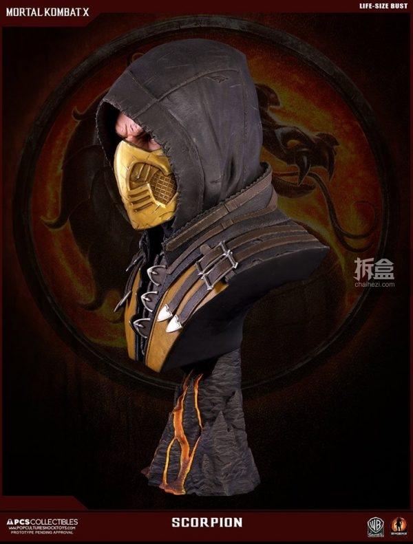 mkx-scorpion-lifesize-bust-13