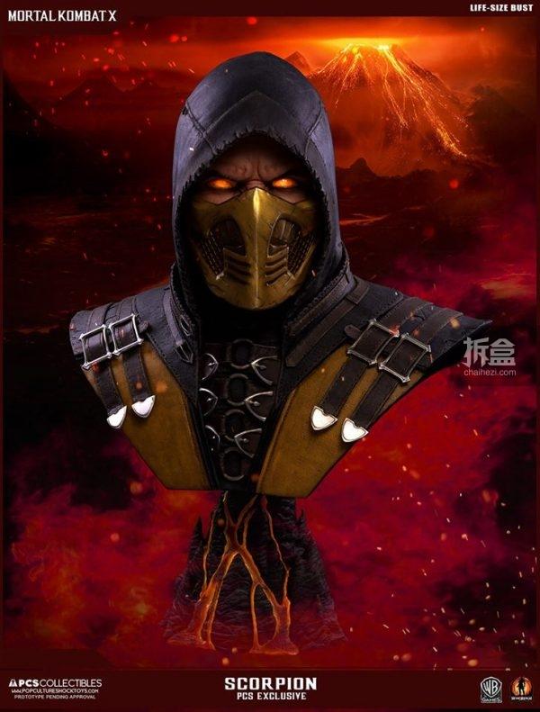 mkx-scorpion-lifesize-bust-3