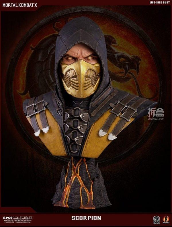 mkx-scorpion-lifesize-bust-4