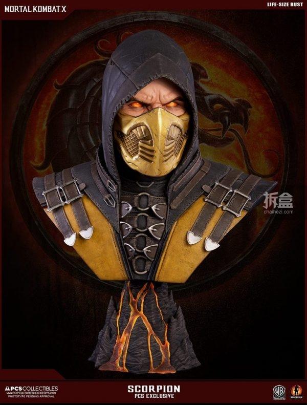 mkx-scorpion-lifesize-bust-5