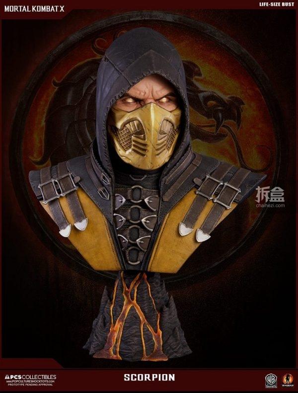 mkx-scorpion-lifesize-bust-6