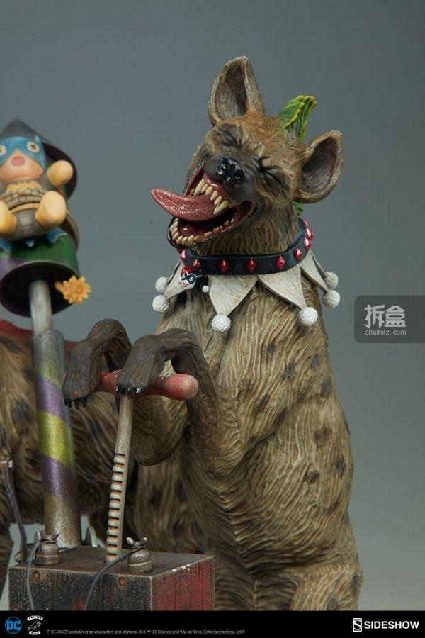 小丑女动画版_Tweeterhead 哈莉·奎茵的宠物鬣狗 Bud Lou | 拆盒网