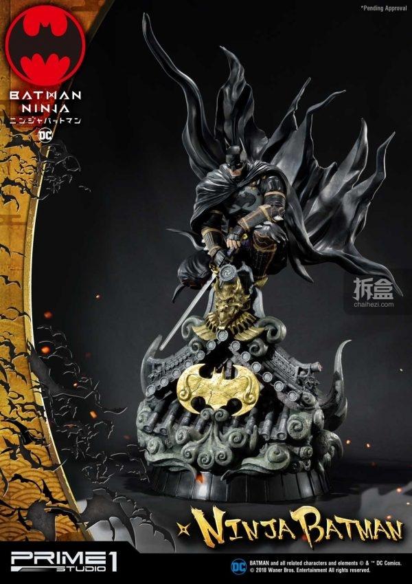 忍者蝙蝠侠 – 拆盒网