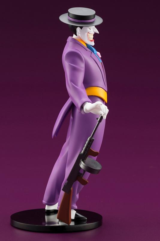 蝙蝠侠动画片国语版_寿屋 ARTFX+系列 DC漫画《蝙蝠侠》动画版 小丑、小丑女哈利奎茵 1 ...