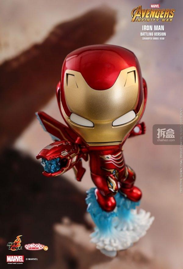 q 版 iron man