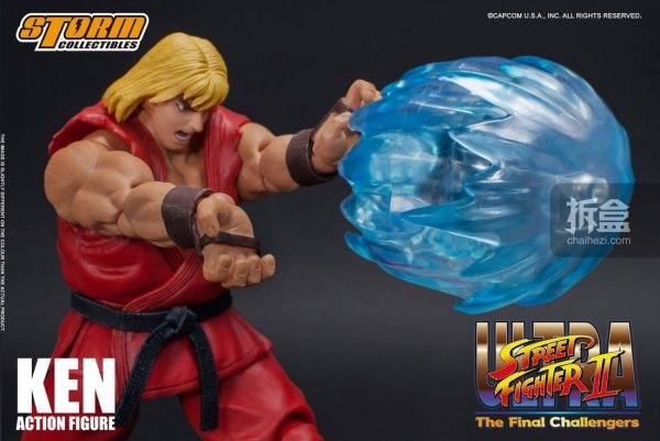 storm collectibles ultra street fighter ii ken promo 01